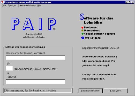 Personalabrechnungs- und Informationspr.